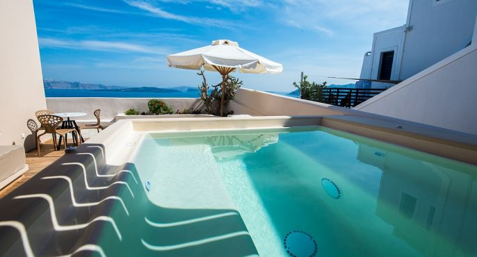 Passion Blue Sea Villa