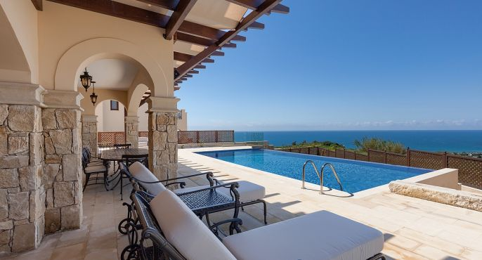 Aphrodite Hills 4 Bedroom Luxury Villa - Athena
